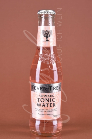 Aromatic Tonic Water, Fever Tree