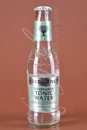 Elderflower, Fever Tree