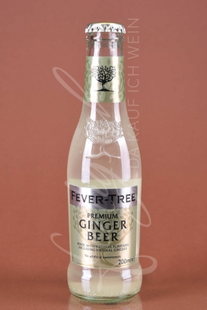 Ginger Beer Tonic, Fever Tree