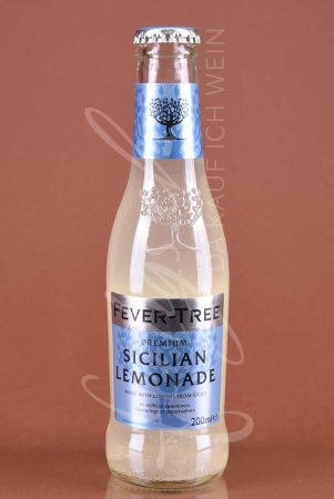 Sicilian Lemonade Tonic, Fever Tree