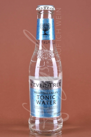 Mediterranean Tonic Water, Fever Tree