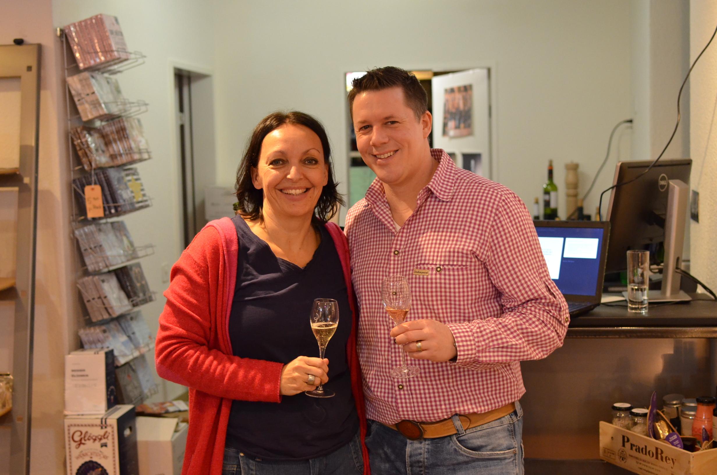 Bar'oc Weinfachgeschäft